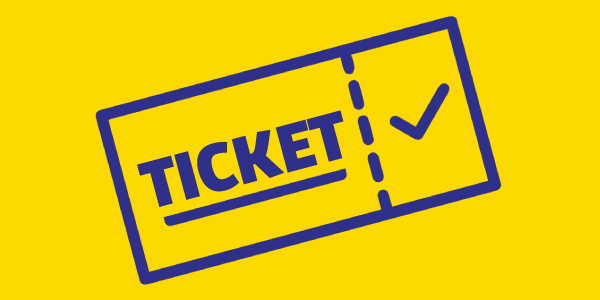 Ticket Yellow 600X300 | SEA LIFE Aquarium