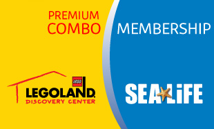 Premium Combo Membership | SEA LIFE Arizona Aquarium