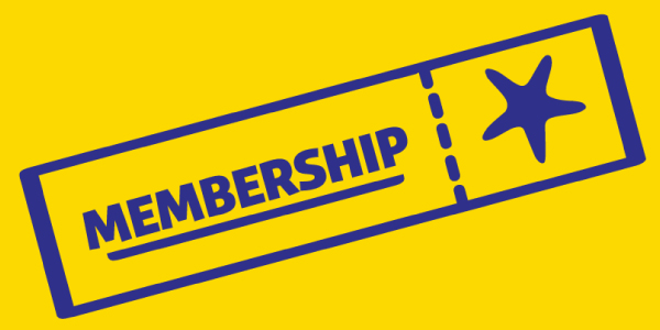 Membership Yellow 600X300 | SEA LIFE Aquarium